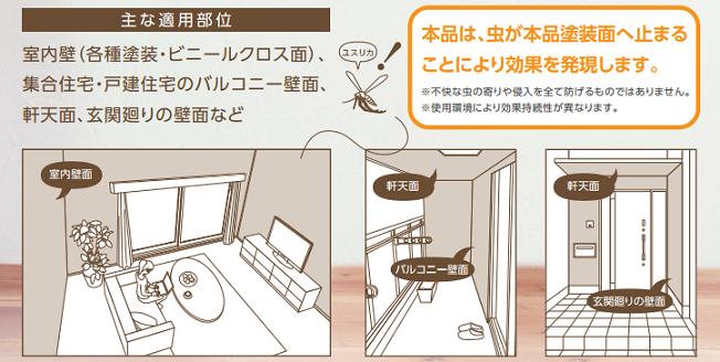 ムシヨケ3